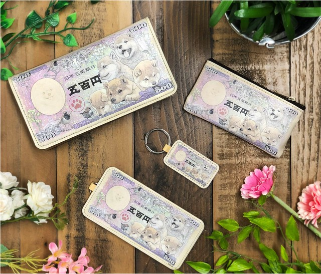日本超夯貓犬紙鈔實體化